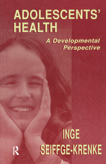 Adolescents' Health A Developmental Perspective book cover