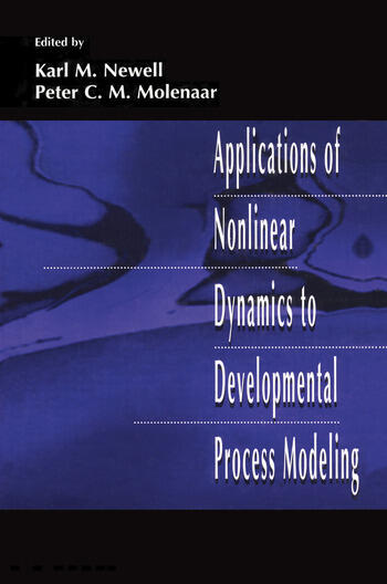 Applications of Nonlinear Dynamics To Developmental Process Modeling book cover