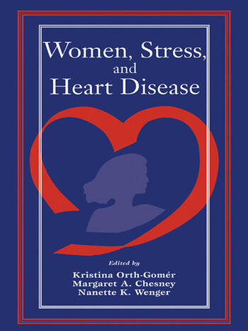 Women, Stress, and Heart Disease book cover