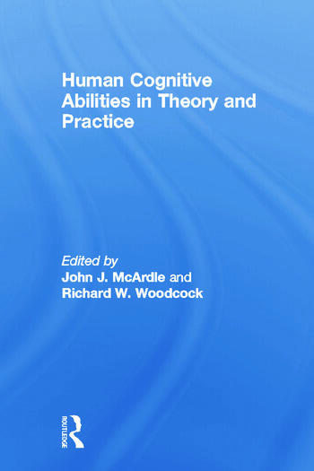 Human Cognitive Abilities in Theory and Practice book cover
