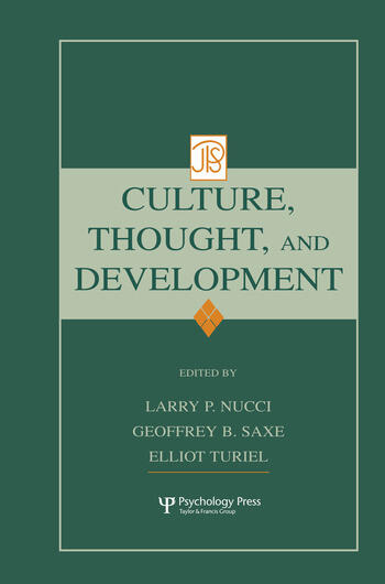 Culture, Thought, and Development book cover