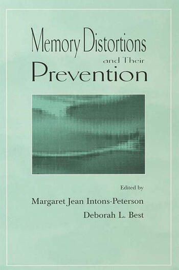 Memory Distortions and Their Prevention book cover