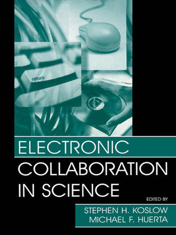 Electronic Collaboration in Science book cover