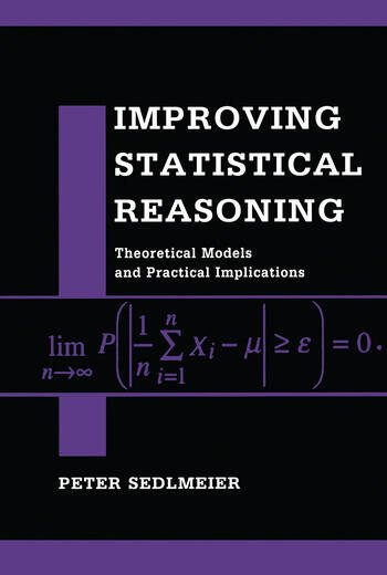 Improving Statistical Reasoning Theoretical Models and Practical Implications book cover