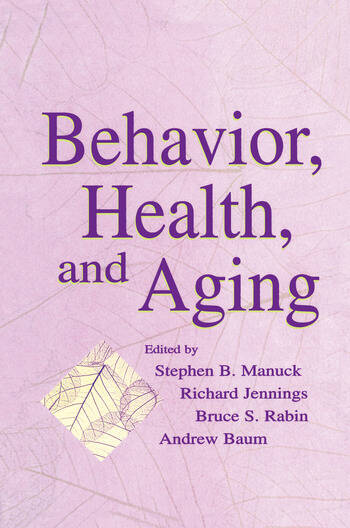 Behavior, Health, and Aging book cover