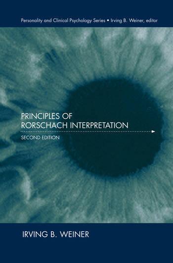 Principles of Rorschach Interpretation book cover