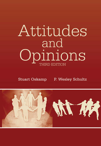 Attitudes and Opinions book cover