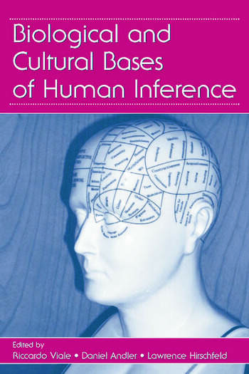 Biological and Cultural Bases of Human Inference book cover