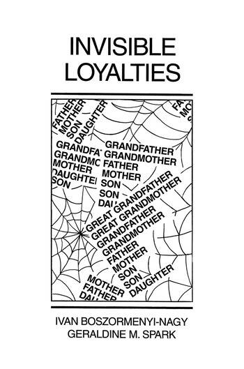 Invisible Loyalties book cover