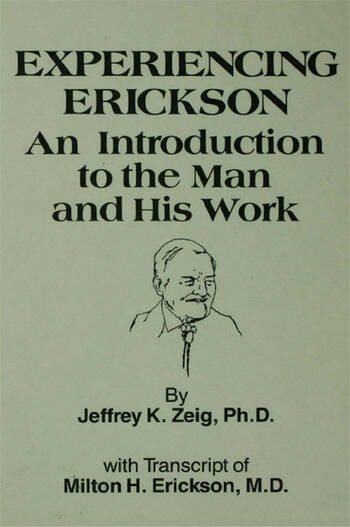 Experiencing Erikson book cover