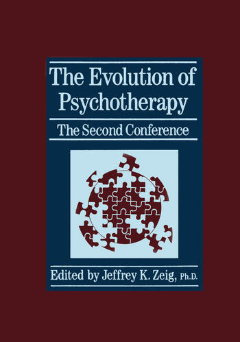 The Evolution Of Psychotherapy: The Second Conference book cover