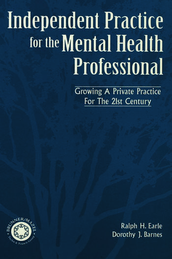 Independant Practice for the Mental Health Professional book cover