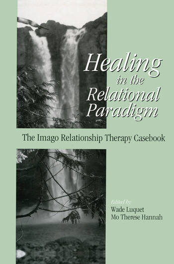 Healing in the Relational Paradigm The Imago Relationship Therapy Casebook book cover