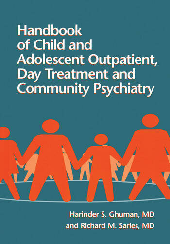 Handbook Of Child And Adolescent Outpatient, Day Treatment A book cover