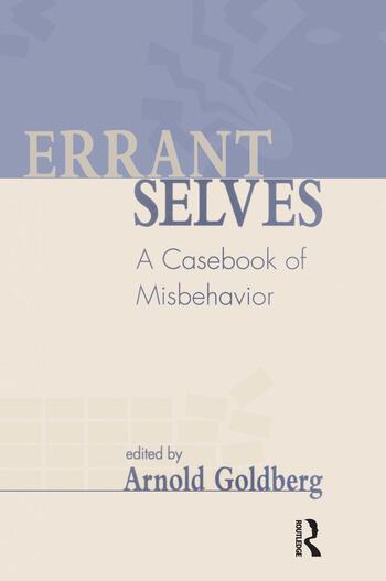 Errant Selves A Casebook of Misbehavior book cover