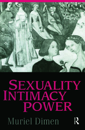 Sexuality, Intimacy, Power book cover