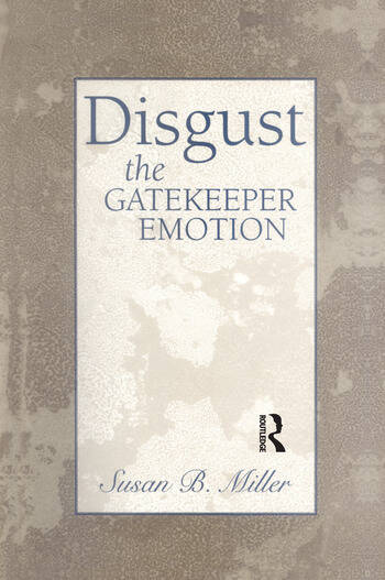 Disgust The Gatekeeper Emotion book cover