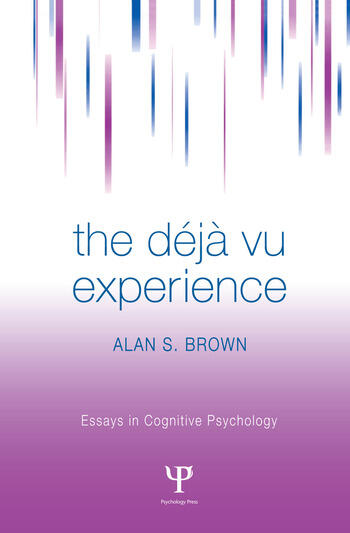 The Deja Vu Experience book cover