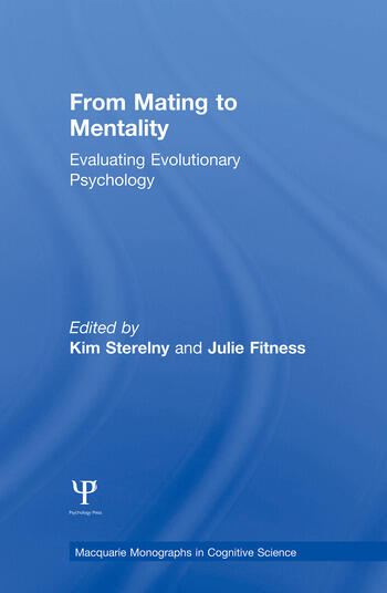 From Mating to Mentality Evaluating Evolutionary Psychology book cover