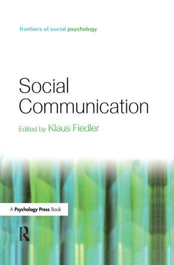 Social Communication book cover