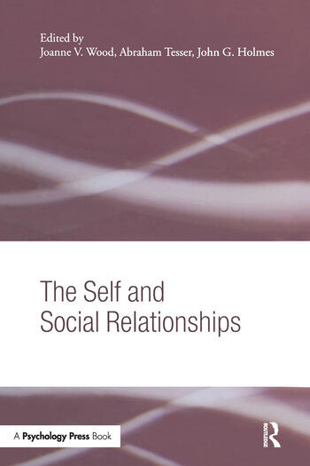 The Self and Social Relationships book cover