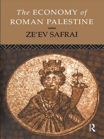 The Economy of Roman Palestine book cover