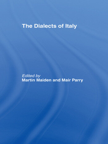 The Dialects of Italy book cover