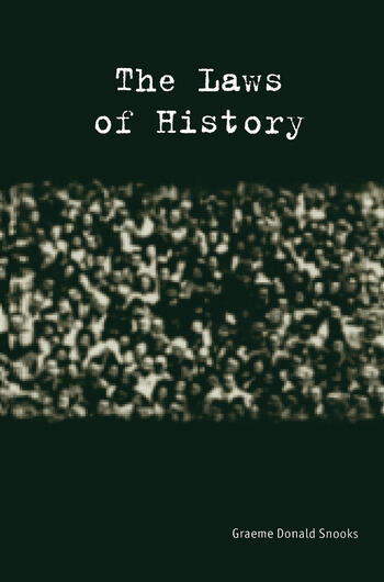 The Laws of History book cover