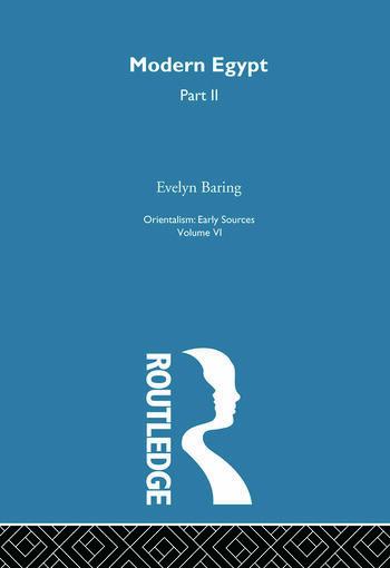 Mod Egypt Pt2:Orientalism V 6 book cover