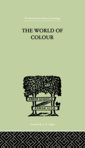 The World Of Colour book cover
