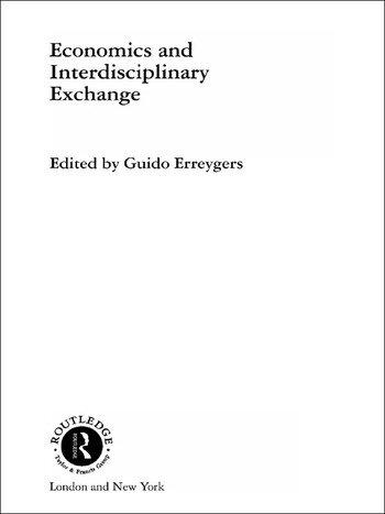 Economics and Interdisciplinary Exchange book cover