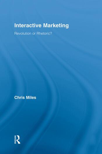 Interactive Marketing Revolution or Rhetoric? book cover