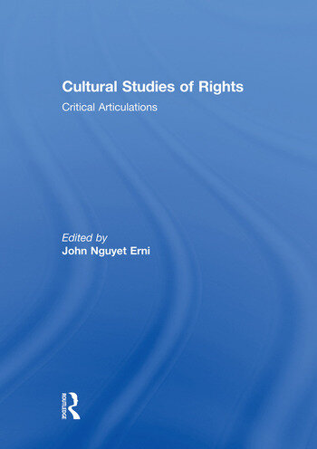 Cultural Studies of Rights Critical Articulations book cover