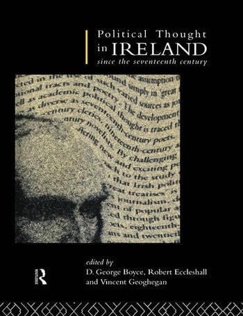 Political Thought in Ireland Since the Seventeenth Century book cover