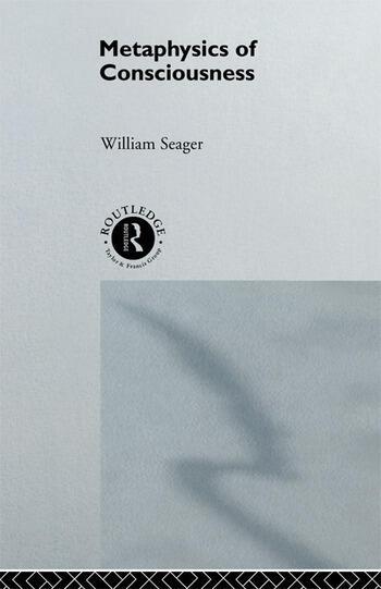 Metaphysics of Consciousness book cover