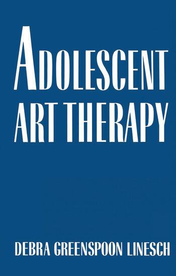 Adolescent Art Therapy book cover