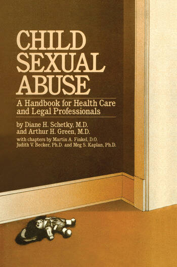 Child Sexual Abuse A Handbook For Health Care And Legal Professions book cover