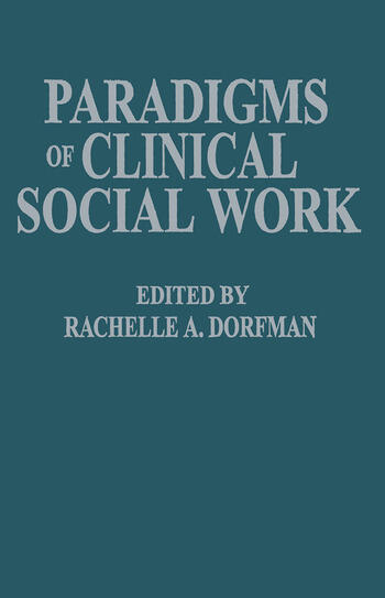 Paradigms of Clinical Social Work book cover