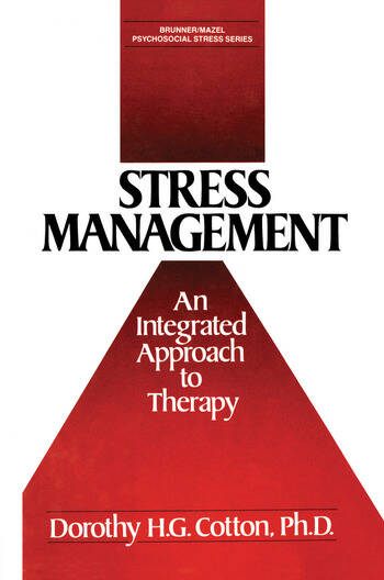 Stress Management An Integrated Approach to Therapy book cover