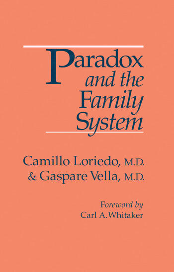 Paradox And The Family System book cover