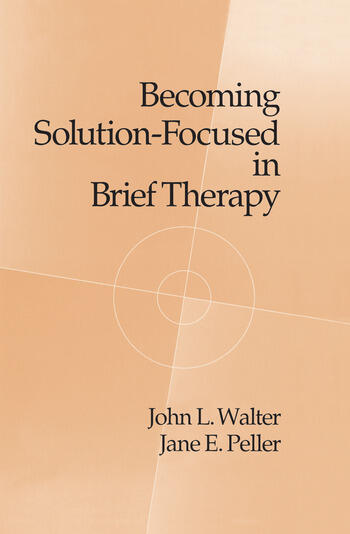 Becoming Solution-Focused In Brief Therapy book cover