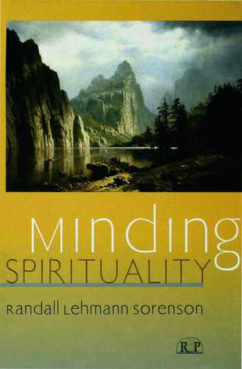 Minding Spirituality book cover