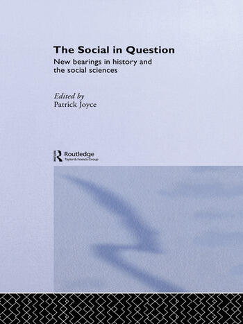 The Social in Question New Bearings book cover