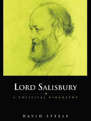 Lord Salisbury book cover