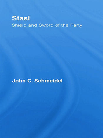 Stasi Shield and Sword of the Party book cover