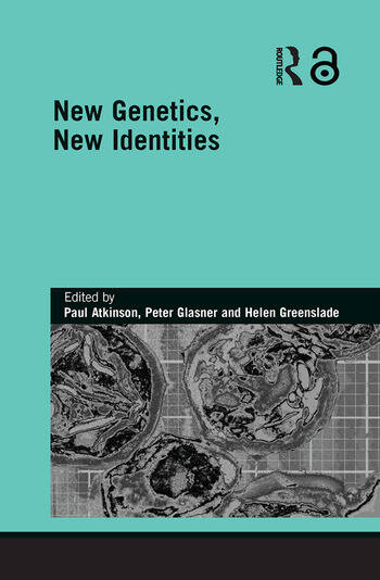 New Genetics, New Identities book cover
