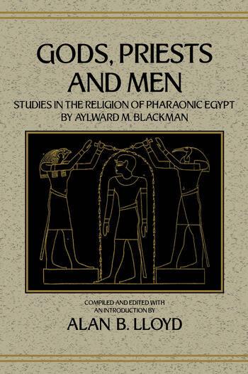Gods Priests & Men book cover