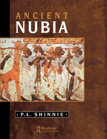 Ancient Nubia book cover