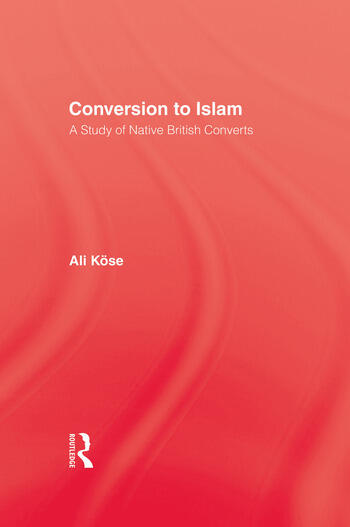 Conversion To Islam book cover