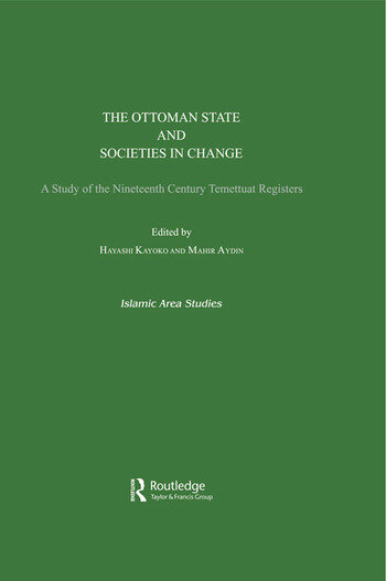 Ottoman State book cover